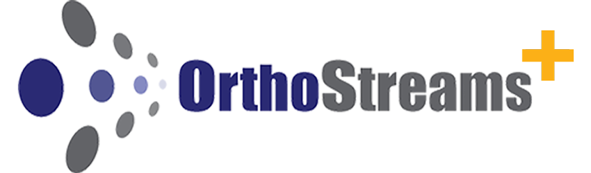 orthostreams plus logo large